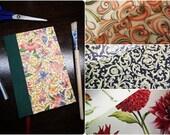 Notebook Kit A5 Beginner, Diary, Book Kit, Self Bookbinding Beginner, DIY NotitzBook, Instruction Journal Beginner,