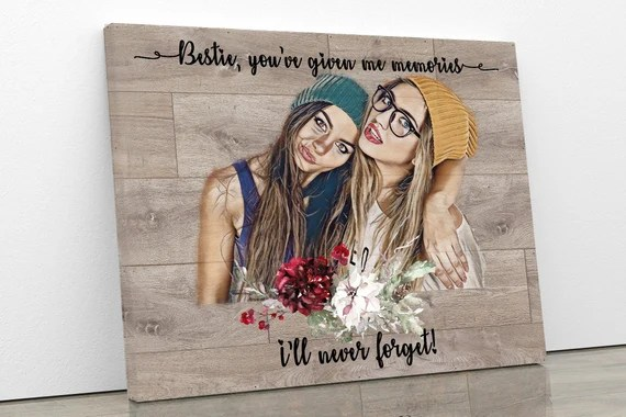 Personalized Gift For Women Best Friend Gifts Wall Decor Best Etsy