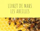 Livret d'activité de mars - Les abeilles