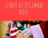 Livret d'activité de décembre - thème Noël