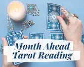 The Month Ahead Tarot Reading | Monthly Forecast Reading | Oracle Card Reading | Angel Card Reading | Psychic Reading | Intuitive Reading