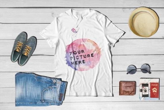 Download Free Blank T Shirt Mockup Templates Yellowimages