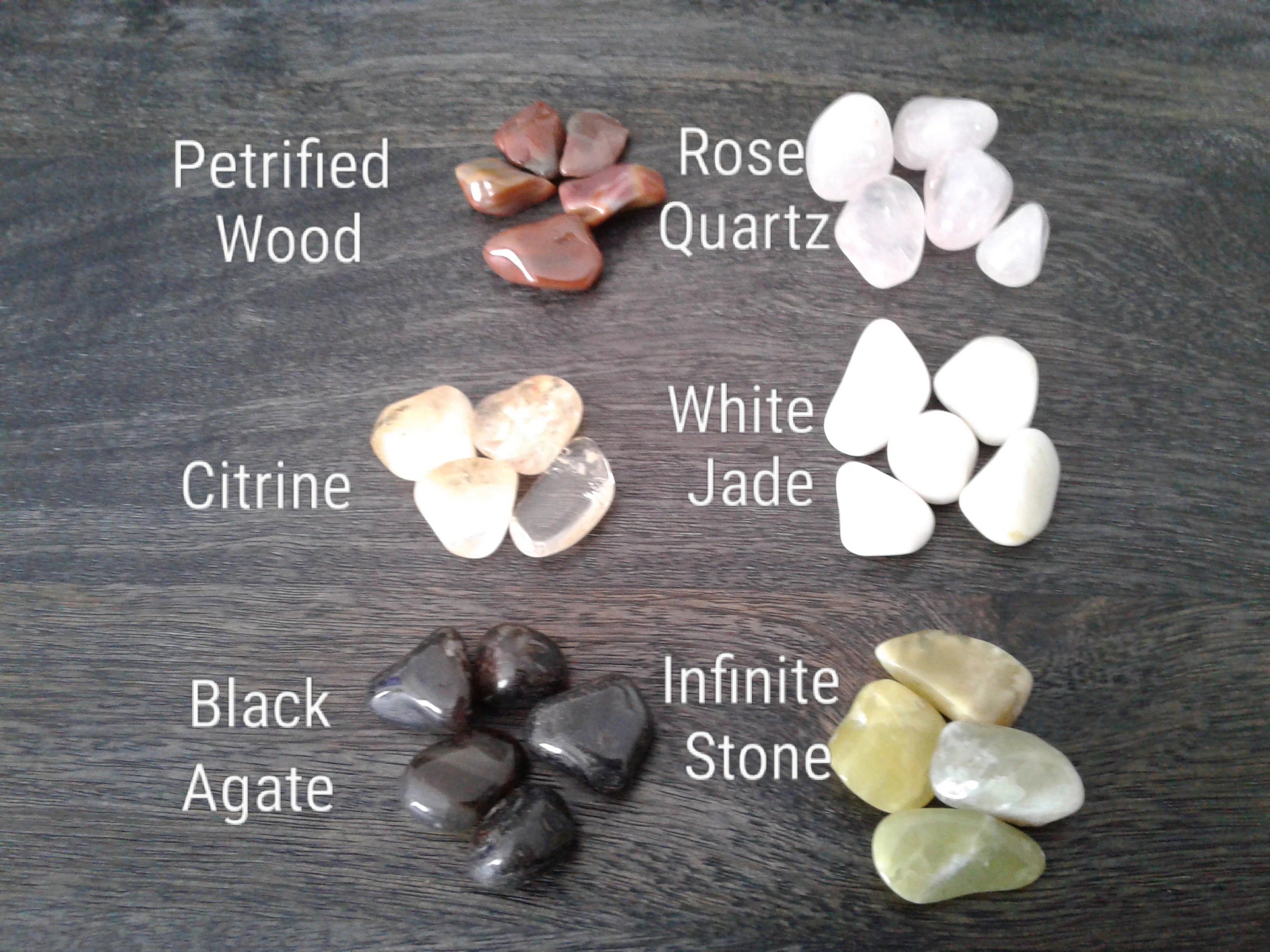 Create your own Crystal Kit.28 genuine stones to choose from. image 3