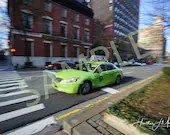 New York City Green Cab...