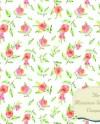 Peach Rose Wallpaper Etsy