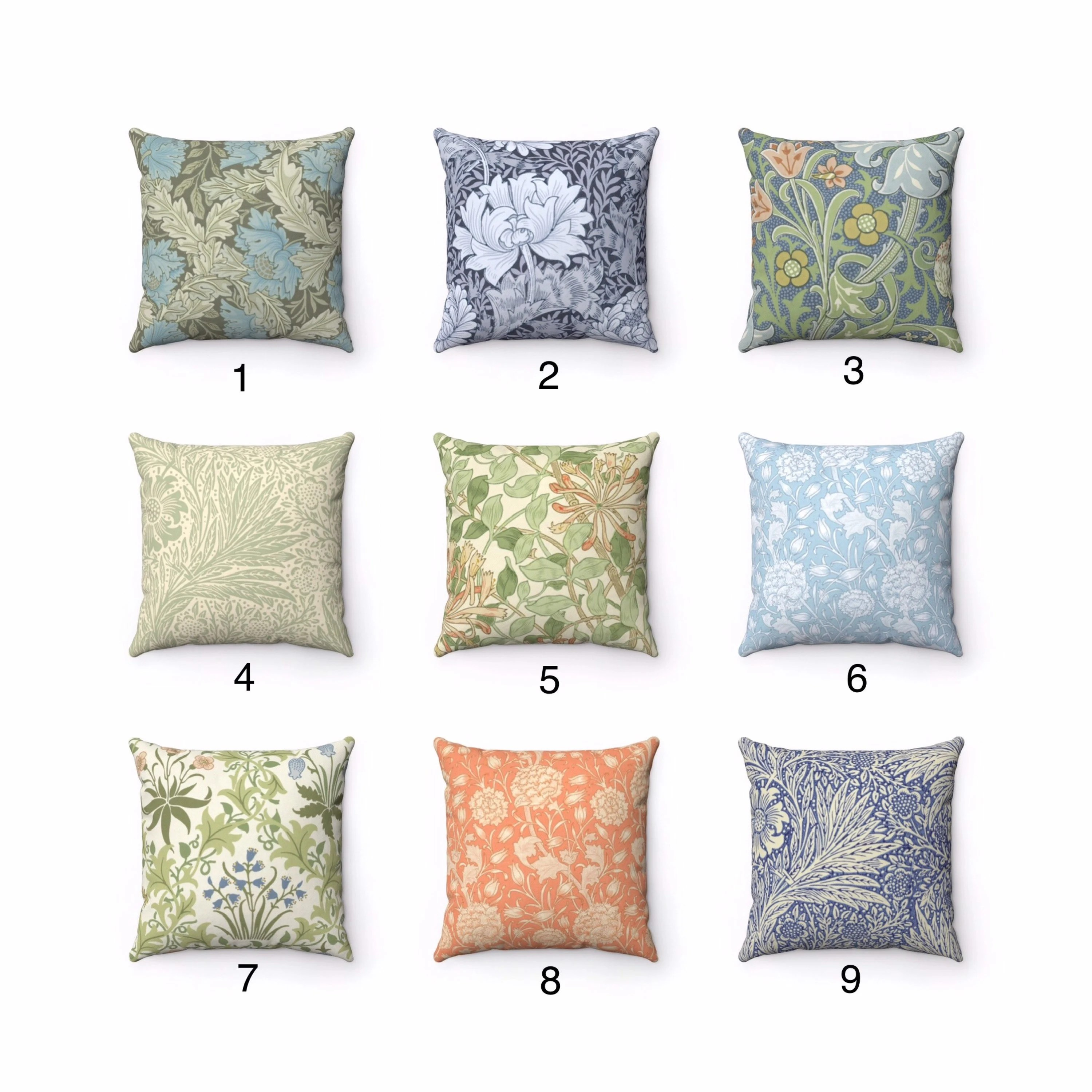 square pillow cover etsy