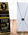 Paparazzi Banner With Stand Etsy