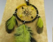 Southwestern Dreamcatcher Necklace