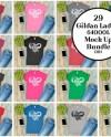 Gildan 64000l Ladies Mock Up Bundle Gildan T Shirt Mock Up Etsy
