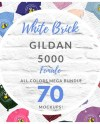 Women S Gildan 5000 Knotted T Shirt Mockup Mega Bundle Etsy