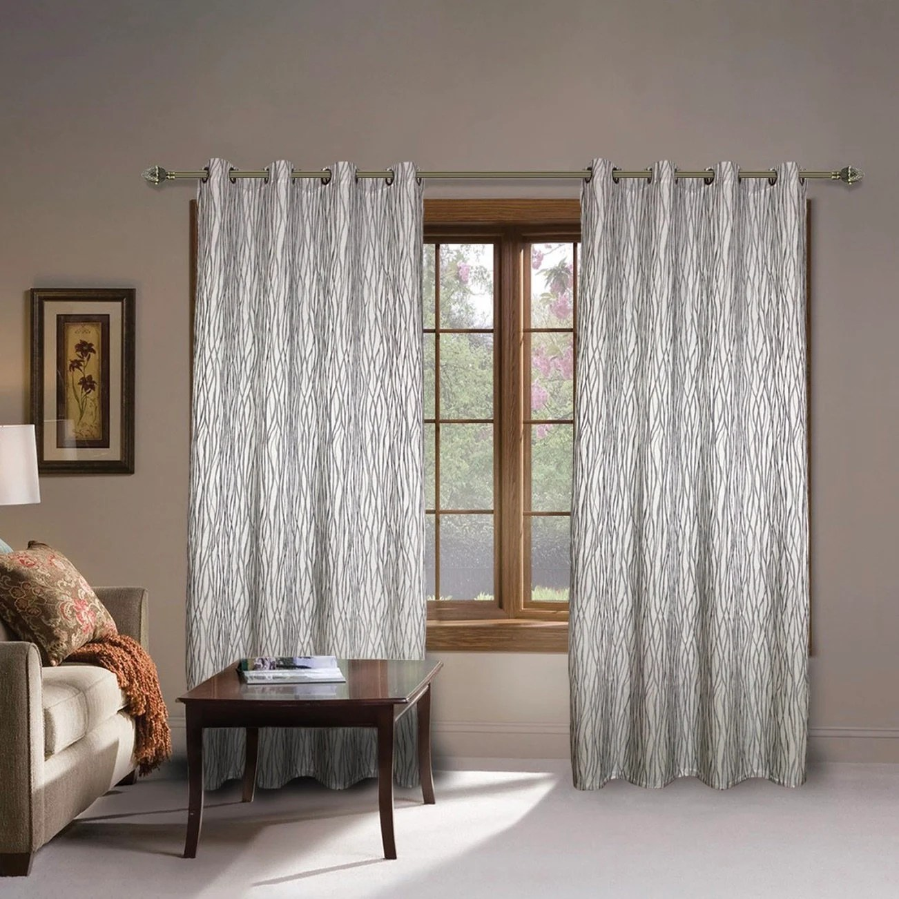 130 inch curtains etsy