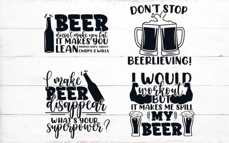 Download 30 Beer Quotes SVG Bundle Beer Lover SVG Bundle Funny Beer ...
