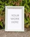 2 3picture Frame Mock Up Wall Art Picture Mockup Wall Art Etsy