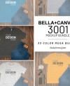 Bella Canvas 3001 Shirt Mockup Bundle Brett Etsy