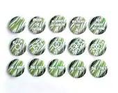 Agender Pride Flag Pin Button / Tiger Stripes / Pronouns / LGBT Pride