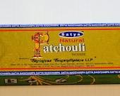 Patchouli Satya Incense Sticks x 1 or 4