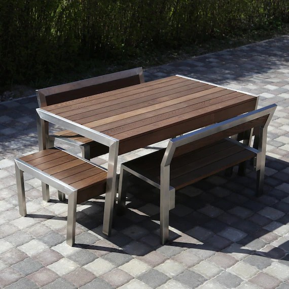 outdoor furniture collection etsy