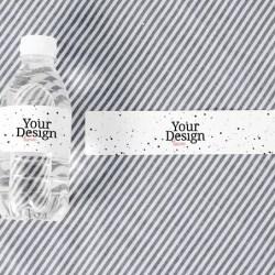 Water Bottle Mockup Water Bottle Label Mockup Party Mockup Etsy