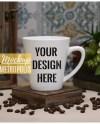 White Mug Mockup Styled Mug Mock Up Photo Coffee Cup Photo Etsy