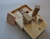 Building blocks 100& Nature shipping and collection!