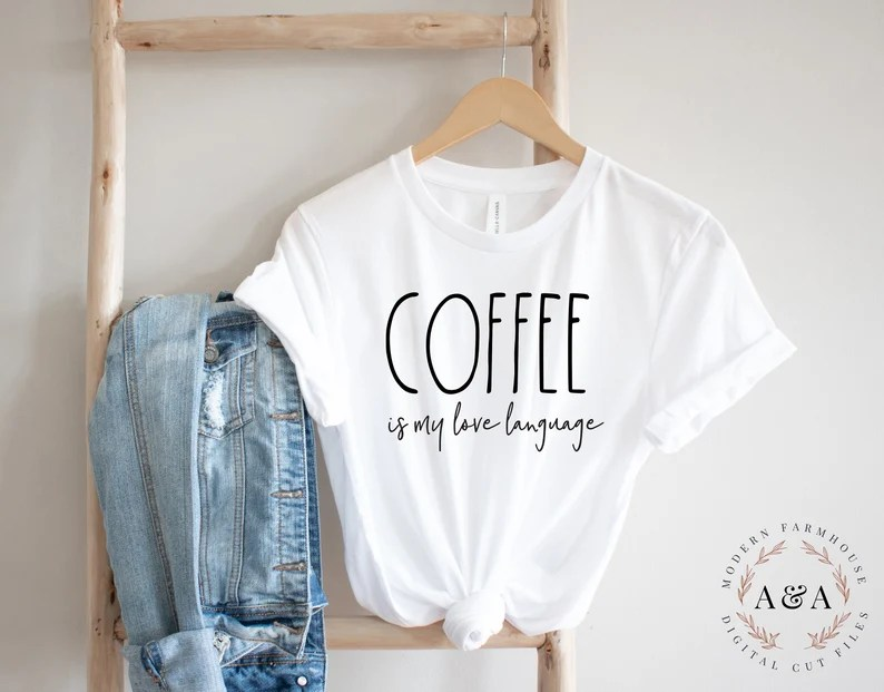 Download Coffee Is My Love Language Svg Rae Dunn Inspired Svg ...
