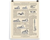 Bailey Stanley Hand Planes, Wheeler's Patent Countersink (Poster)