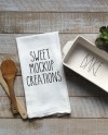 Kitchen Towel Mock Up Baking Pan Tea Towel Mock Up Click To Etsy