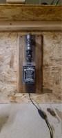 Jack Daniels Wandlampe Jack Daniels Lampe Wandleuchte   Etsy
