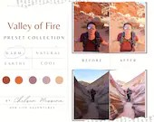 10 Lightroom Presets | Valley of Fire Red | Travel Blogger | Instagram | Lifestyle | Photography