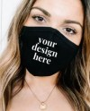 Face Mask Mockup Mockups White Face Mask Mockup Etsy