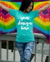Bella Canvas 3001 Heather Sea Green Shirt Mockup Heather Sea Etsy