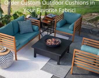 patio furniture cushions etsy