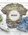 Alternative 01973 Camo T Shirt Unisex T Shirt Mock Up Shirt Etsy