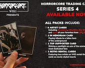 Horrorcore Trading Cards - Series 4