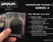 Horrorcore Trading Cards - Series 2