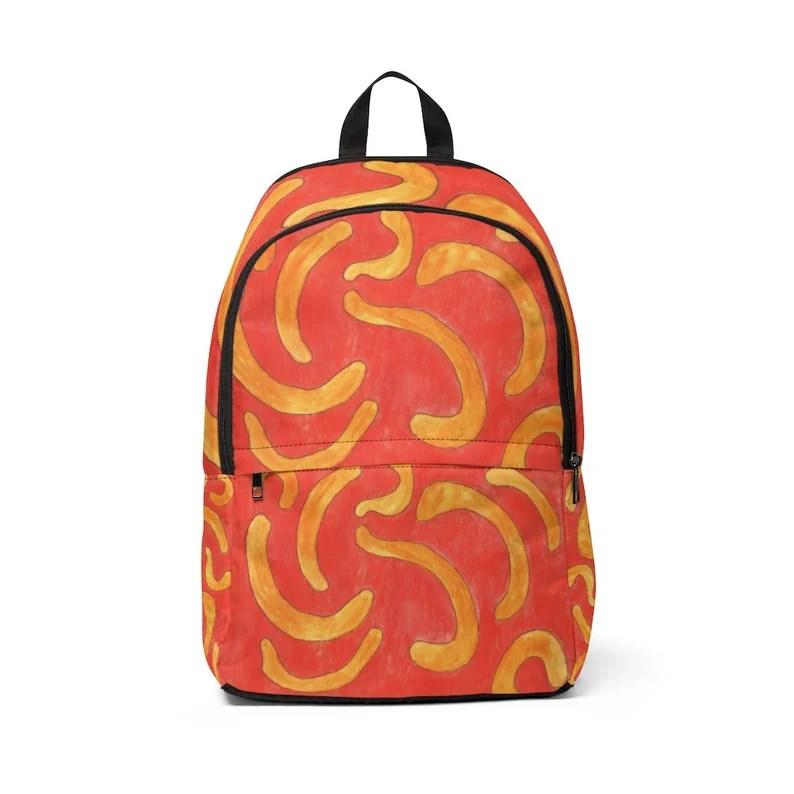 Cool Art Mid-sized Backpack 6  Retro custom gift  backpacks image 0