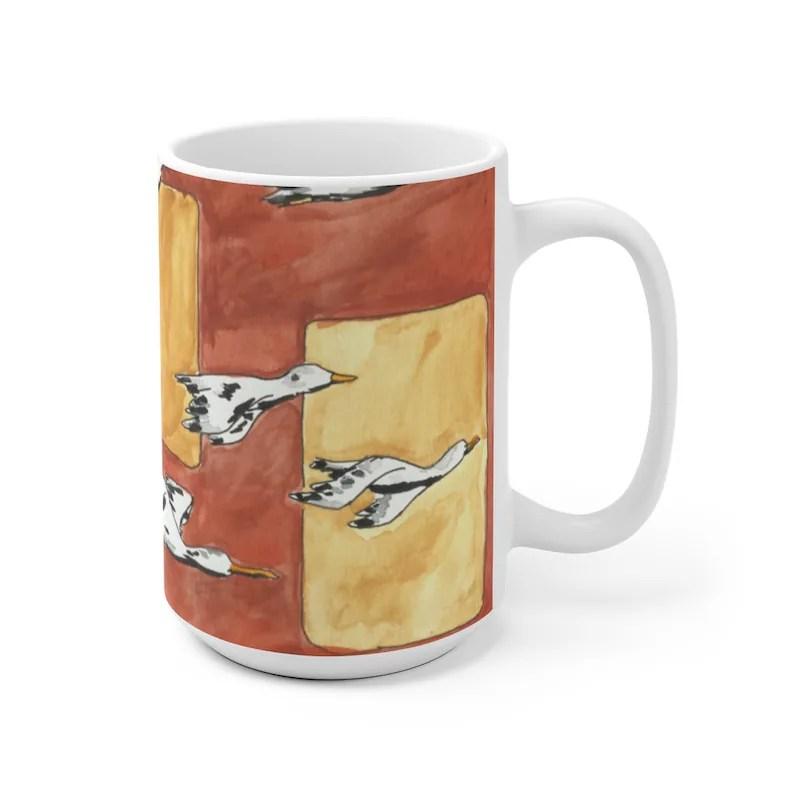 Cool Art Mug 2 sizes 38  Retro custom gift unique mugs with imagem 0