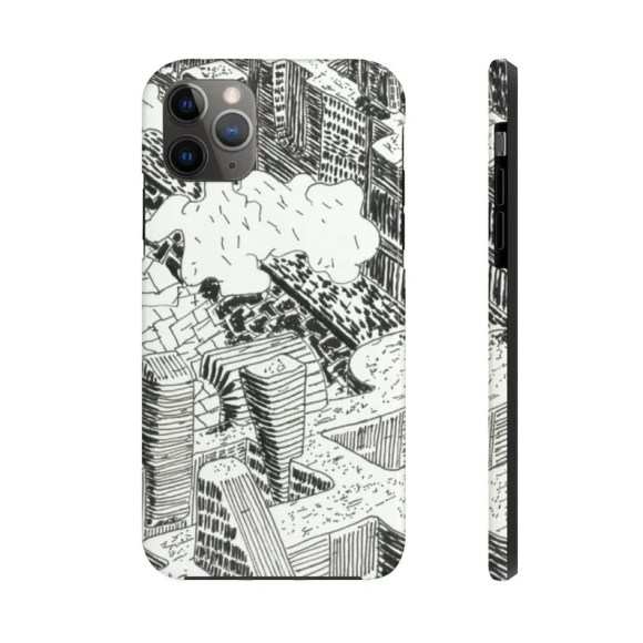 Cool Art Phone Case 22  Retro custom gift designer image 0