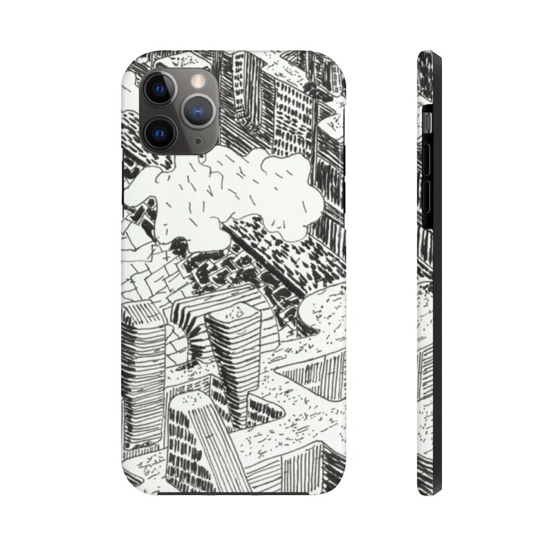 Cool Art Phone Case 22  Retro custom gift designer image 0