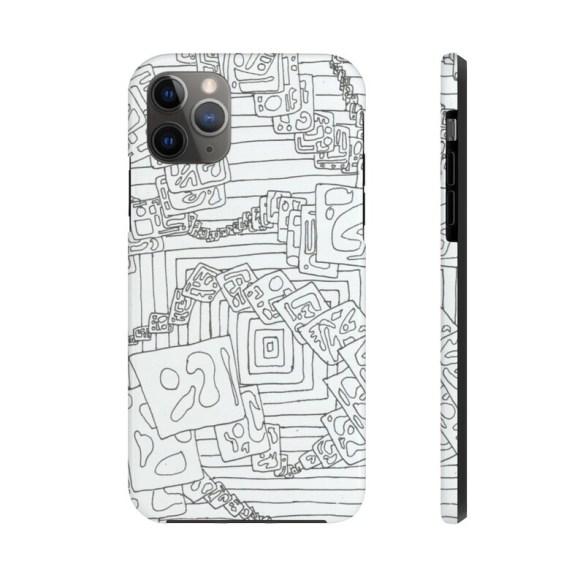 Cool Art Phone Case 29  Retro custom gift designer image 0