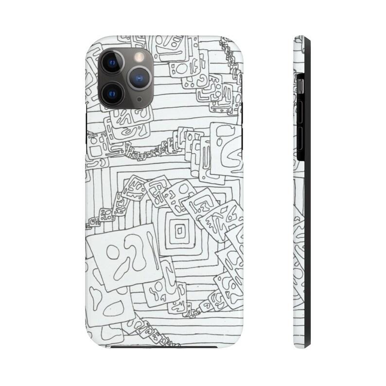 Urban Art Phone Case 29  Retro custom gift designer image 0