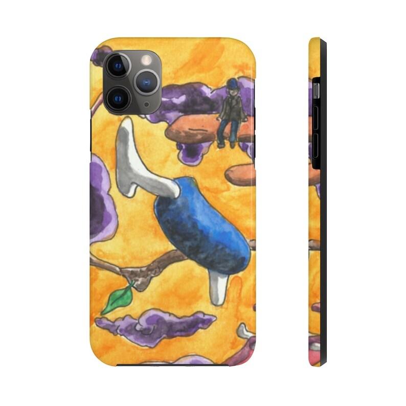 Cool Art Phone Case 21  Retro custom gift designer image 0