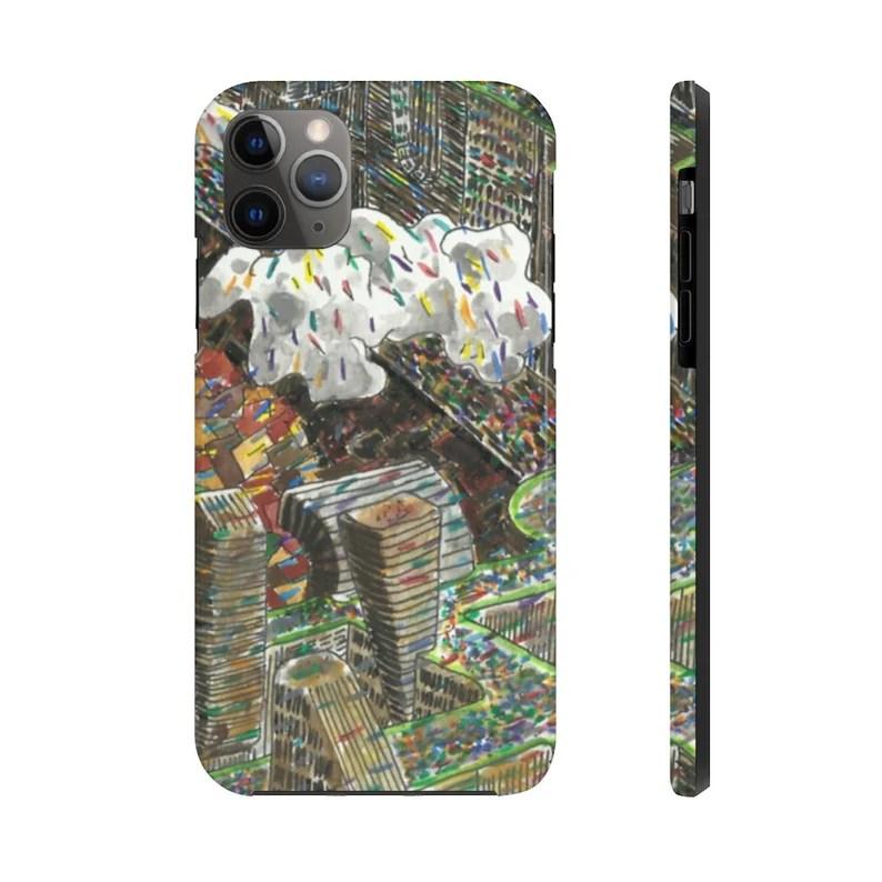 Urban Art Phone Case 26  Retro custom gift designer image 0
