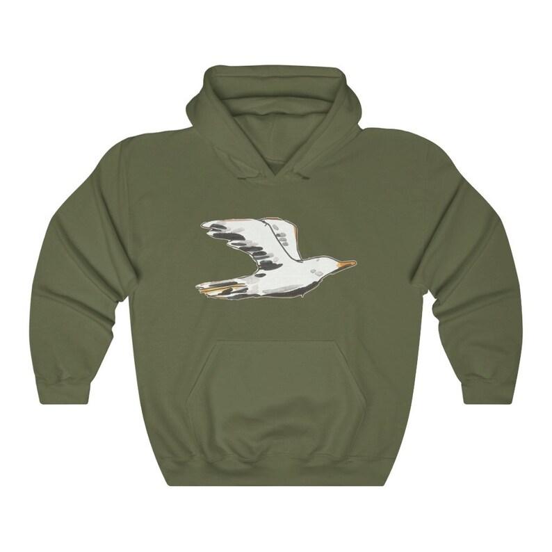 Cool Art Hooded Sweater 3  Retro custom gift aesthetic line image 0