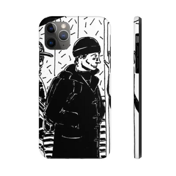 Cool Art Phone Case 18  Retro custom gift designer image 0