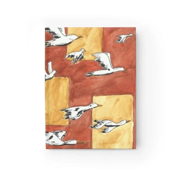 Blank Journal With Cool Art Cover 3  Retro custom gift imagem 0
