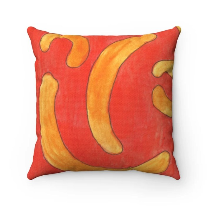 Urban Art Throw Pillows 19  Retro custom gift decorative image 0
