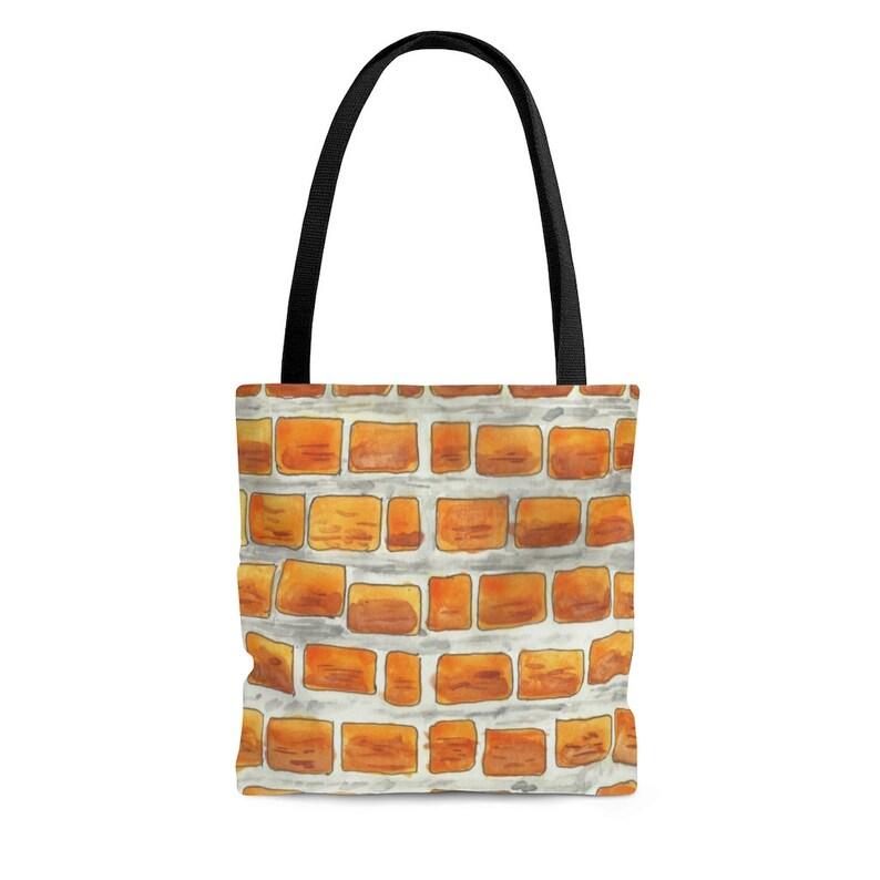 Cool Art Tote Bag 3 sizes 12  Retro custom gift aesthetic image 0