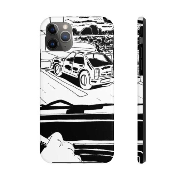 Urban Art Phone Case 8  Retro custom gift designer image 0