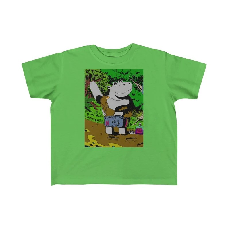 Urban Art Kids T-shirt 2  Retro custom gift gender neutral image 0